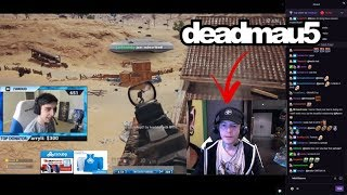 Shroud Plays PUBG Duo With Deadmau5 & Gets Invited To His Birthday Party