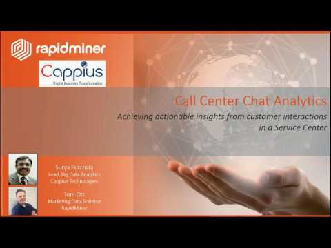 Call Center Chat Analytics