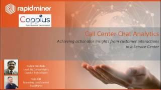 Call Center Chat Analytics