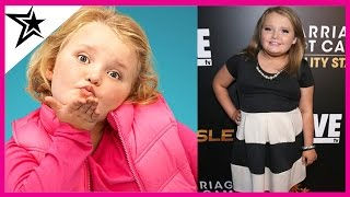 Honey Boo Boo | Then And Now