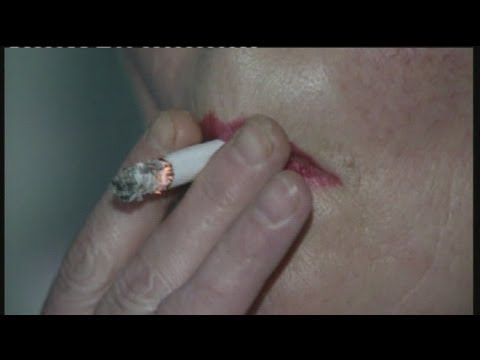 euronews science - Women die of smoking too