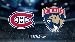 Canadiens clinch first in Atlantic with 4-1 win