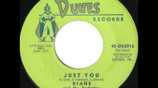 Diane and Darlettes - Just You - Great Bronx Doo Wop Ballad