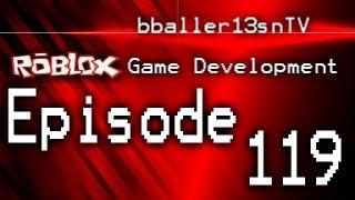 ROBLOX Game Development: Episode 119: Check Everything - How to Make a Gun