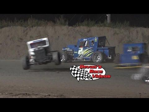 August 29, 2015 | Pro Dwarf A-Main | I-76 Speedway