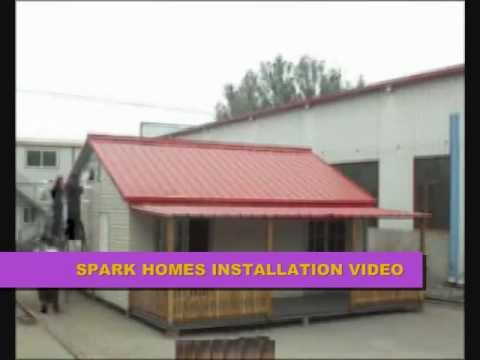 SPARK HOME INSTALLATION VIDEO