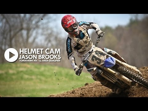 HELMET CAM: Jason Brooks  Tomahawk LL Area Qualifier