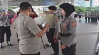 Sebar Foto Seksi ke Narapidana, Polwan di Makasar Dipecat - Police Line 04/01
