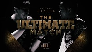 TWIO3 : CHITSWIFT vs RAPATZ (THE ULTIMATE MATCH) | RAP IS NOW