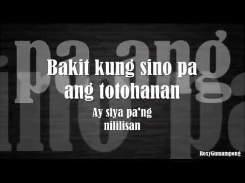 Pogzkira Tagalog Love Song MEDLEY