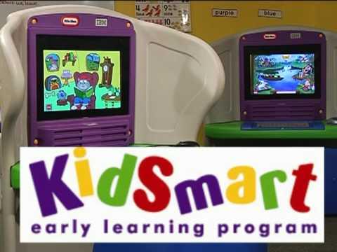 IBM Kicks Off KidSmart Early Learning Program - YouTube