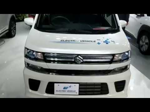 Maruti Suzuki's first electric car prototype for India showcased! Here's what future looks like