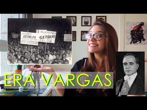 Resumo de História: ERA VARGAS (Débora Aladim)