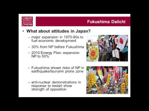 01. Wouter Poortinga- Public attitudes to nuclear power and energy futures in The UK and Japan