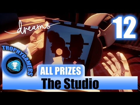 Dreams – All Prizes For The Studio - Pop All The Bubbles! Trophy - Gameplay Walkthrough
