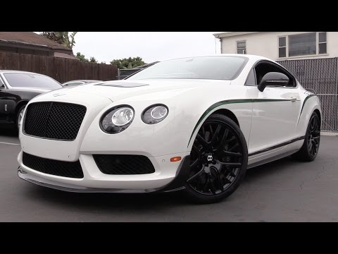 2015 Bentley Continental GT3-R – Start Up, Exhaust & In Depth Review