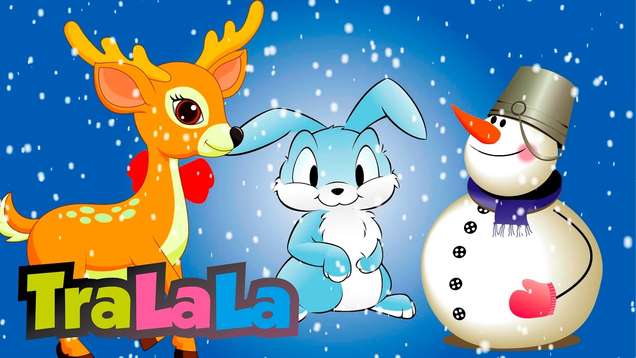 Domn, Domn să-nălțăm - Colinde de iarnă pentru copii | TraLaLa