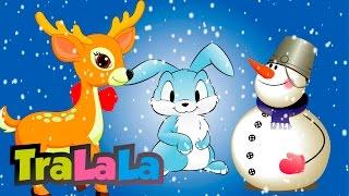 Domn, Domn sa-naltam - Colinde de iarna pentru copii TraLaLa