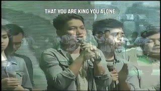 You Alone - Teaching of Song at YFC ICON 2016