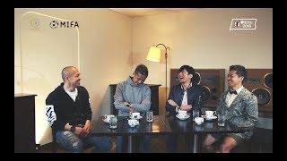MIFA TV 2018 第5弾 ウカスカジー × 小野伸二選手&稲本潤一選手対談