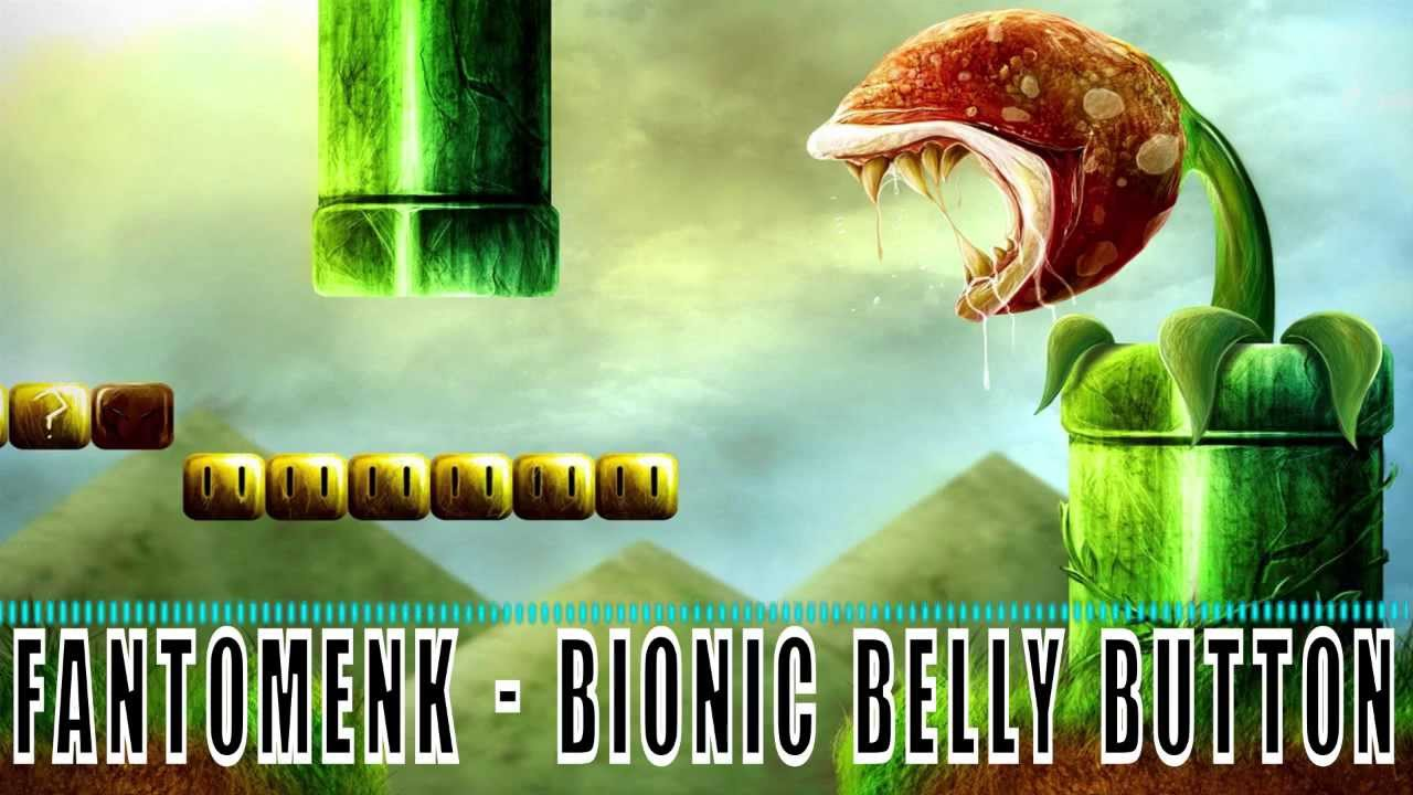 fantomenk bionic belly button