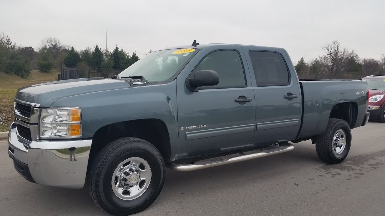sold 2009 chevrolet silverado 2500 hd crew cab4x4 duramax 1 owner 112k for sale call 855 507. Black Bedroom Furniture Sets. Home Design Ideas