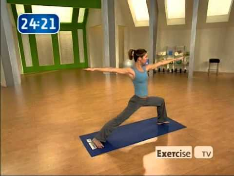Yoga Fitness Fusion from ExerciseTV