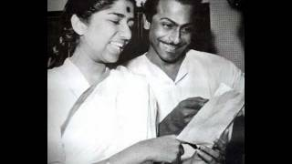 Dhitang Dhitang Bole Lata Mangeshkar Inc Bengali Version By Hemant Kumar Music Salil Chaudhary.