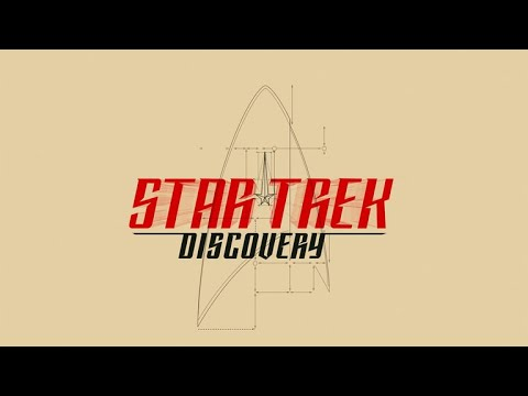 """""""Star Trek: Discovery's"""" Opening Credits Look Like They Were Created by Industrial Designers"""