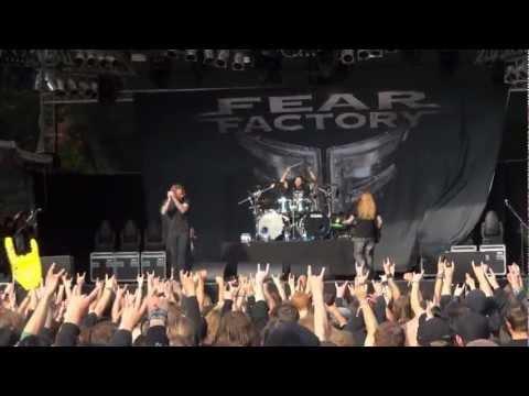 Fear Factory - Linchpin (Metalfest 2012)