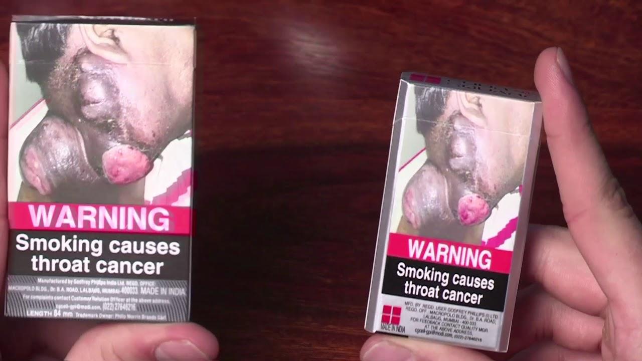 Singapore cigarettes Marlboro price list