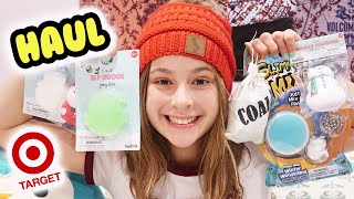Reviewing My Christmas Slime and Squishies from Target Haul!!!