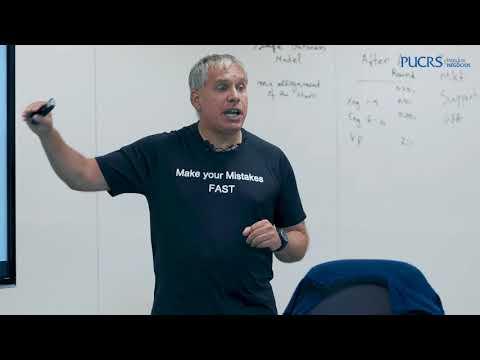 MBA Entrepreneurship workshop - part 7 - Uri Levine, waze co-founder