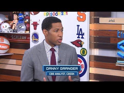 Time to Schein: Danny Granger talks college basketball