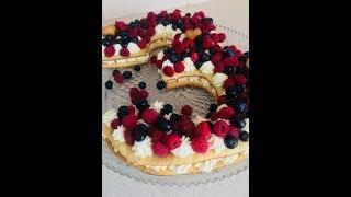 Торт цифра!!! Хит этого года!!!  Cake number !!! Hit this year !!!