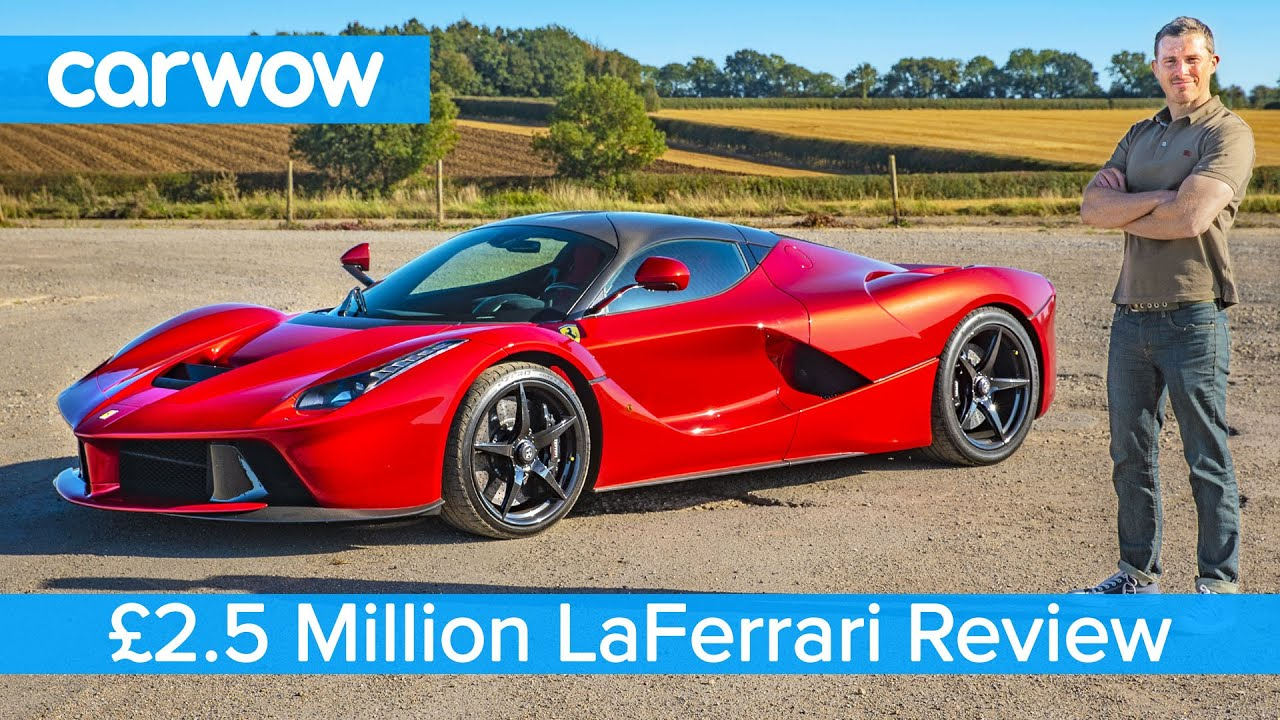 Ferrari Laferrari Review Is This The Best Supercar Ever Youtube