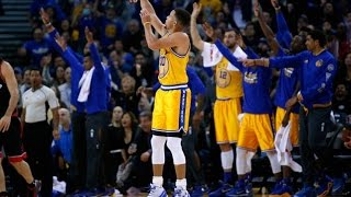 Golden State Warriors 15-0 Highlights [2015]