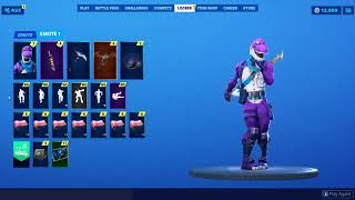 *NEW* All Leaked Fortnite Skin & Emotes!!!