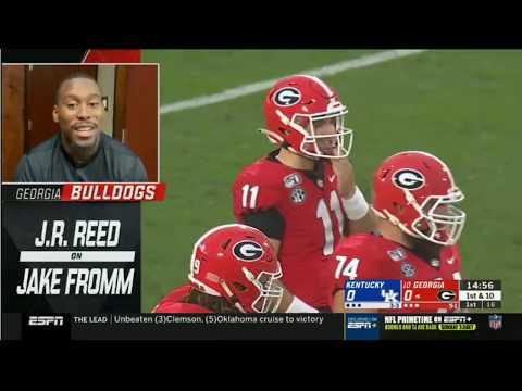 Georgia Bulldogs Football Vs. Kentucky Wildcats (2019) - Full Game