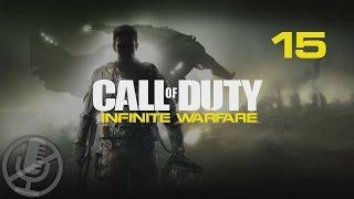 Call of Duty Infinite Warfare Прохождение На Русском Без Комментариев Часть 15 — Троянский конь