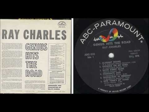 Ray Charles - Sentimental Journey