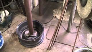 Bench Grinder Stand How To Make Stands And Pedestals For Grinders And Buffers