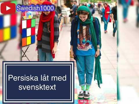 Musik på Persiska med Swedish text ( هرچه عشقه تو این دنیا )