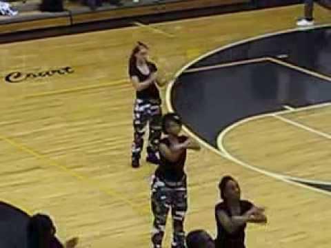 Jessica Topeka High School Step Dance December 20, 2013