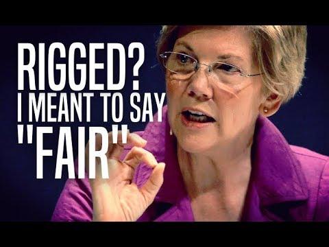 "Elizabeth Warren Flip-Flops on Rigged Primary Claim—Now Says it Was ""Fair"""