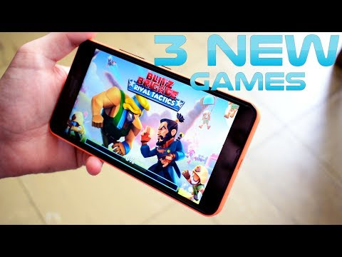 Windows 10 Mobile - 3 New Cool Games That You Should Try (Windows Edition)
