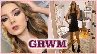 GRWM: party makeup & outfit ✨ | Lastdream