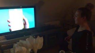 Ich bin im Fernsehen!!!