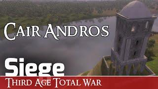 Third Age Total War Online Battle #15 - (2v1 Siege) - No Hope in Sight