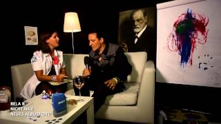 Therapy TV mit Bela B / Interview Highfield Festival